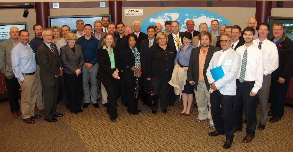 Partnering for Profit and Planet: SP meets at DENSO Manufacturing Tennessee
