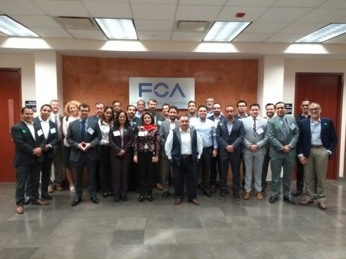 FCA Mexico hosts Spring Meeting of Alianza Verde Automotriz (AVA)
