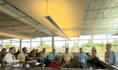 SP Membership Meeting at Johnson Controls – July 18, 2012