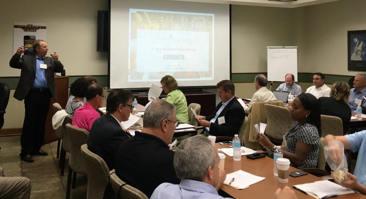 Covanta Hosts SP Meeting in Huntsville