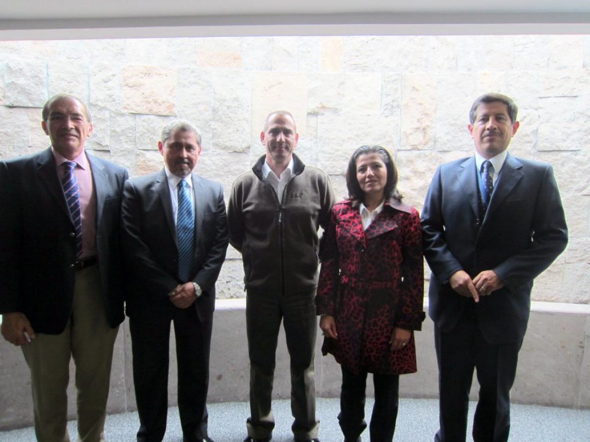 Robert Bosch Hosts SP's AVA Initiative in Santa Fe, Mexico