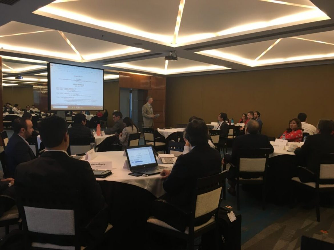 Ford Hosts the Spring 2019 Meeting of SP's AASA in Mexico City