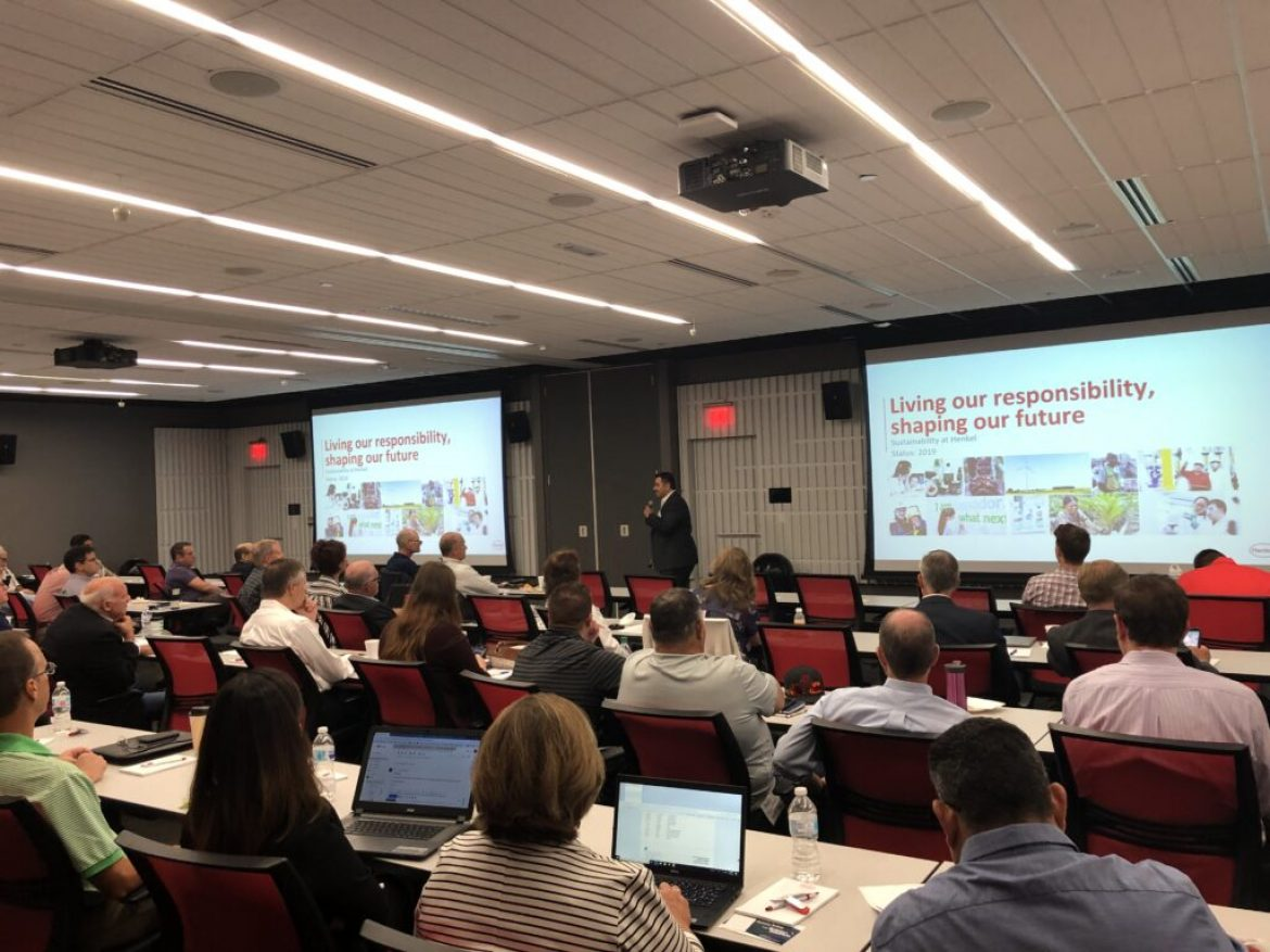 Henkel Hosts SP's 3rd Quarter Meeting of 2019