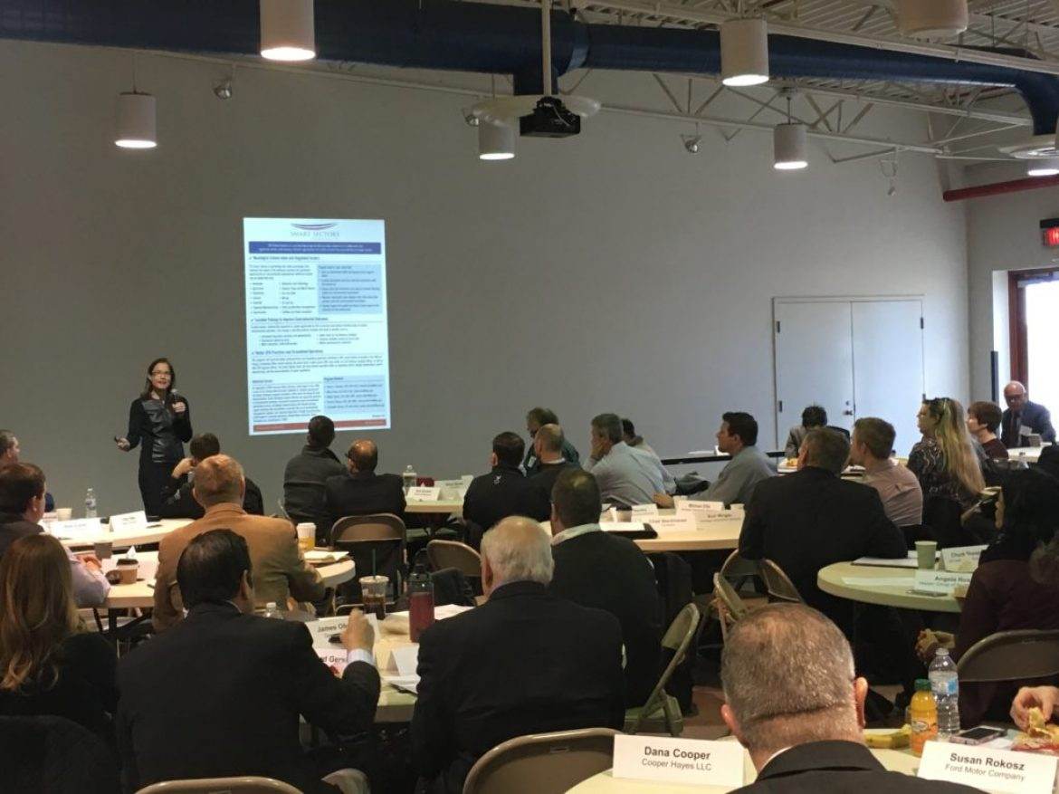 SP holds 1st quarter meeting at GM Spring Hill Manufacturing