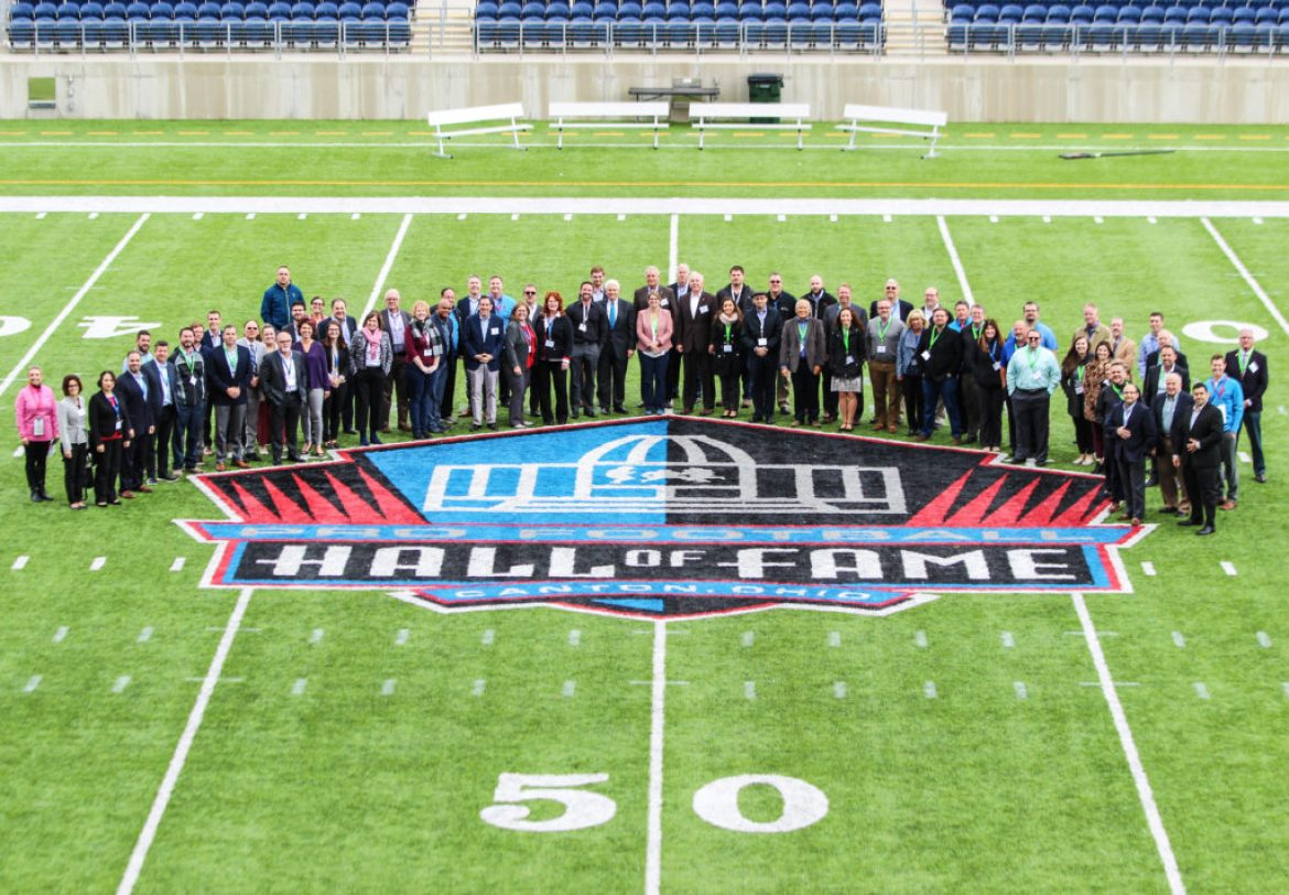 Johnson Controls Hosts SP's 4th Quarter Meeting at the Pro Football Hall of Fame
