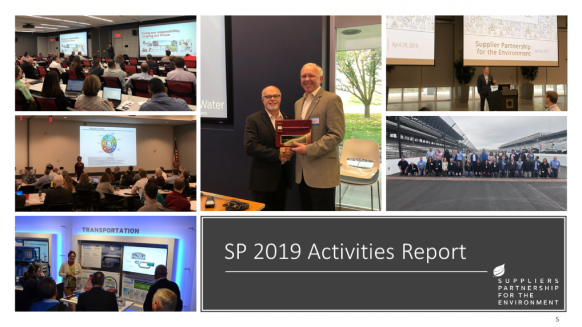 SP 2019 Activity Report