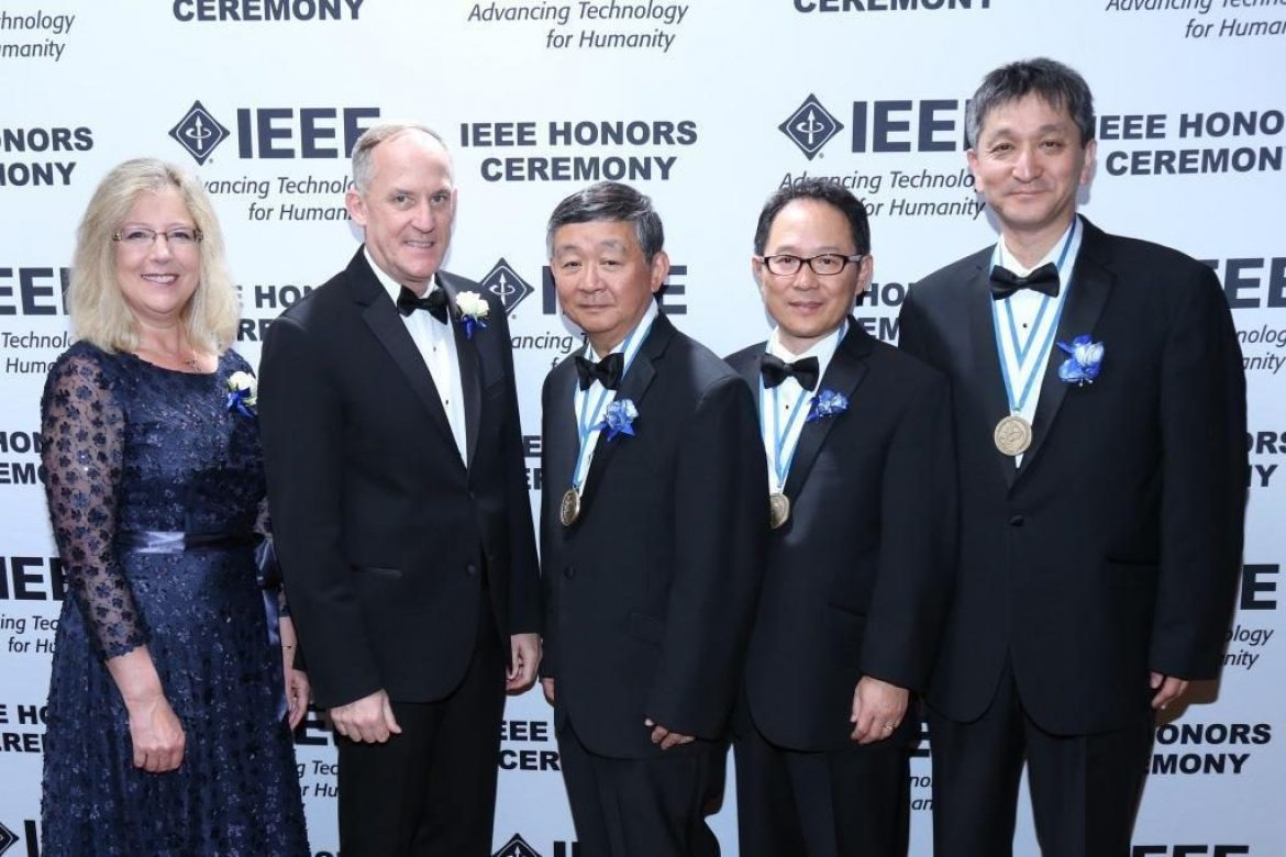DENSO Awarded a Medal from the Institute of Electrical and Electronics Engineers (IEEE)